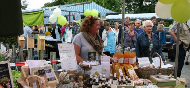 Natuurmarkt en Open Dag De Kruidhof en IJstijdenmuseum