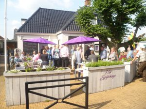 Restaurant 't Spijshuys Boornbergum